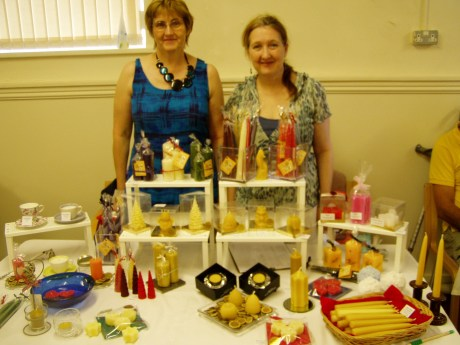 The Busybeeswax Candle Company